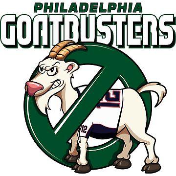 Philadelphia Goatbusters by BrainSmash