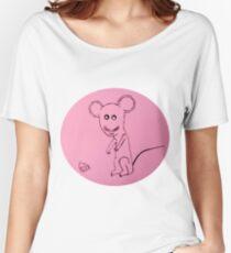 Mouse - Souris - Martin Boisvert T-shirts coupe relax