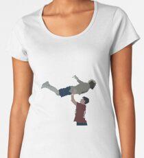 Eli Manning and Odell Beckham  Women's Premium T-Shirt
