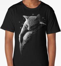 MOONCAT  Long T-Shirt