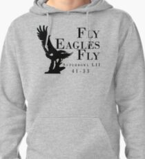 Fly Eagles Fly Pullover Hoodie