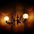 Light Art by Barbara  Brown