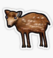 Mouse Deer Sticker