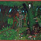 The Green Knight by CherrieB
