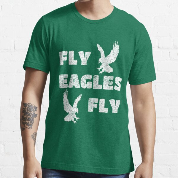 Fly Eagles Fly Vintage  Essential T-Shirt