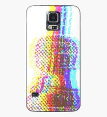 CMYK  linen cello Case/Skin for Samsung Galaxy