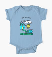 Home Sweet Home One Piece - Short Sleeve