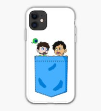 Team Markiplier and Jacksepticeye 3 iphone case