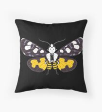 Mothboy08 Throw Pillow