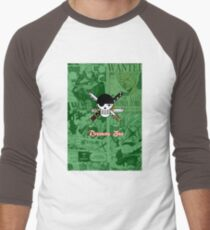 Roronoa Zoro shirt Men's Baseball ¾ T-Shirt