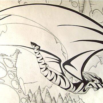fantasy angel by MartinWillis