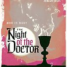 The Night of the Doctor by Stuart Manning