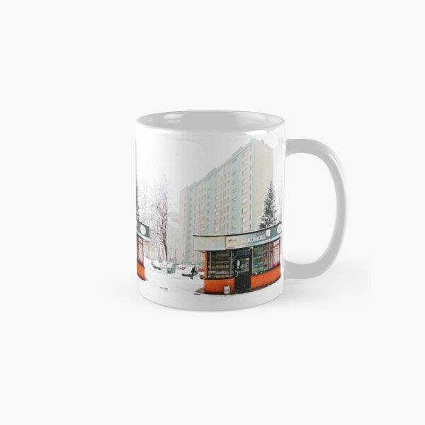 Socialist Modernism Classic Mug