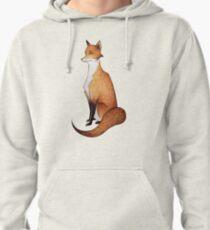 Serious Fox Pullover Hoodie