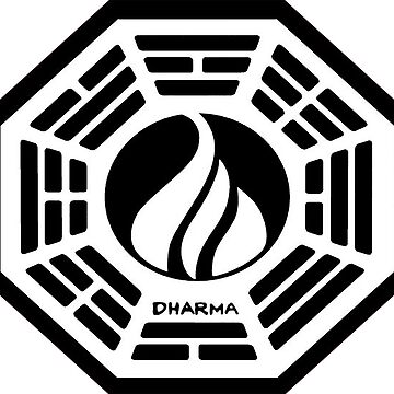 The Dharma Initiative - The Flame Station by RobinBegins