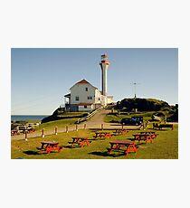 Cape Forchu Nova Scotia Canada Photographic Print