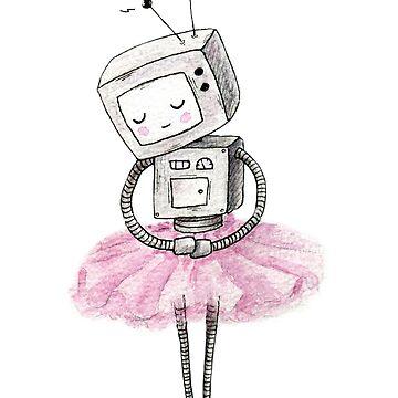 Ballerina Robot by agrapedesign