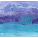Violet clouds by VioletaOrts
