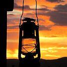 Sunrise Silhouette by © Loree McComb