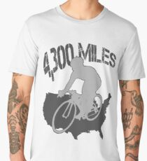 TransAmerica Bicycle Trail Men's Premium T-Shirt