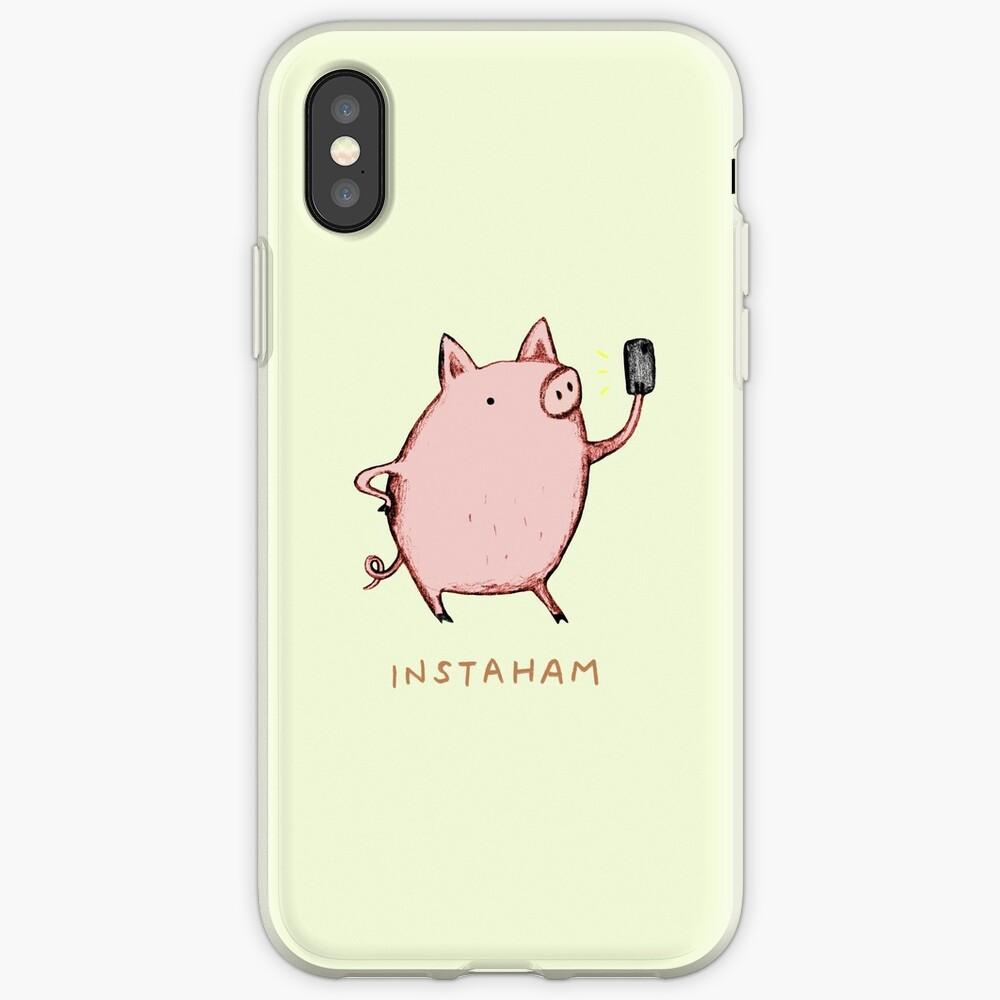 Instaham iPhone Case & Cover