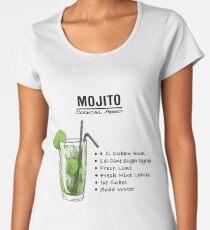 Mojito T-shirt premium femme