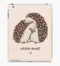 Hedge-Hugs Vinilo o funda para iPad