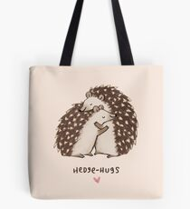 Hedge-hugs Tote Bag