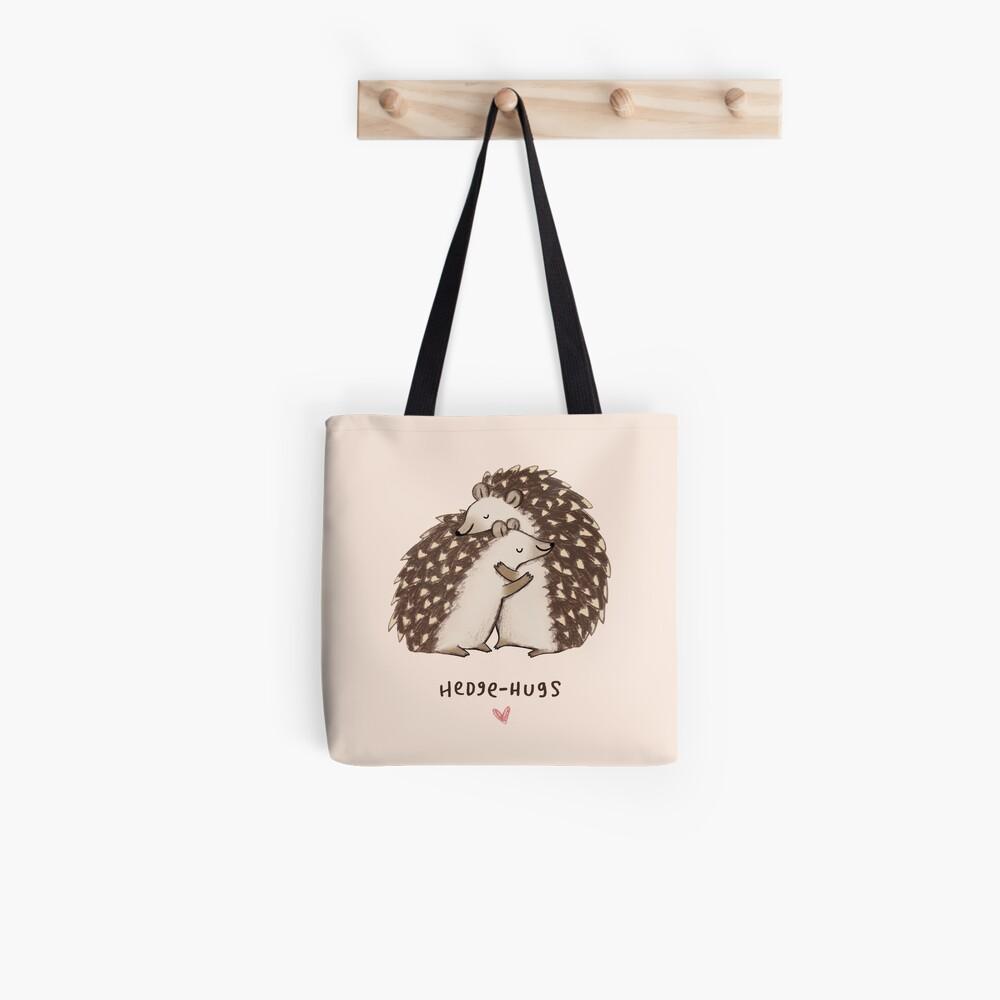 Hedge-hugs Tote Bag