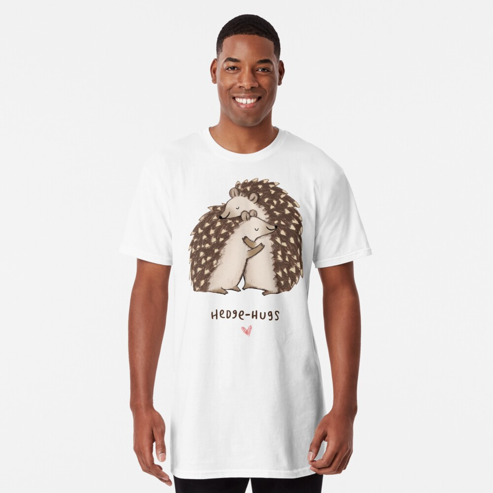Hedge-Umarmungen Longshirt