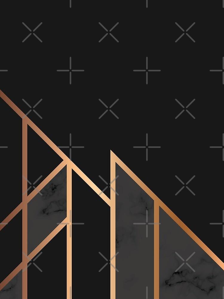 Black & Gold 035 by BlueLela
