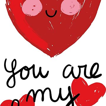 You are my heart! by JoanaJuhe-Laju