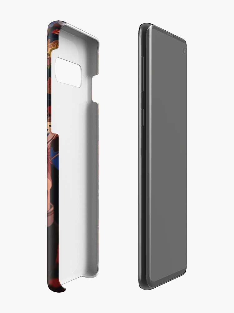 Alternate view of Fox Goddess Case & Skin for Samsung Galaxy