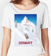 Zermatt Women's Relaxed Fit T-Shirt