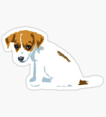 Petshop Puppy Sticker