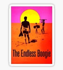 Endless Boogie Sticker