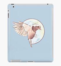 Mondflug - Pastell iPad-Hülle & Klebefolie