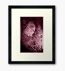Angel/Devil? Framed Print