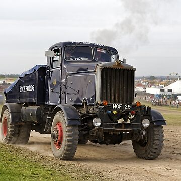 1952 Pickfords Scammell Mountaineer by AndyHkr