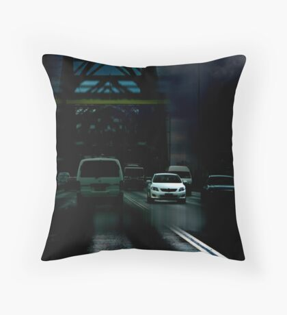 urb reverberation 1 Throw Pillow