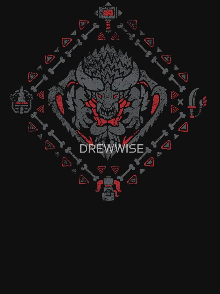 HUNTERS BEWARE! by DREWWISE