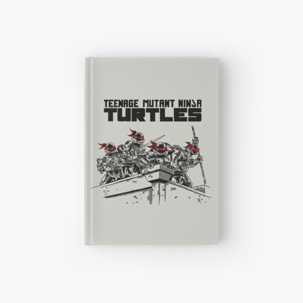 OLD SCHOOL NINJAS Hardcover Journal