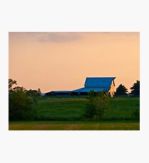 Country Field Photographic Print