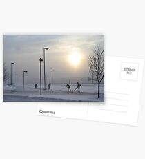 Two Hour Delay Postcards