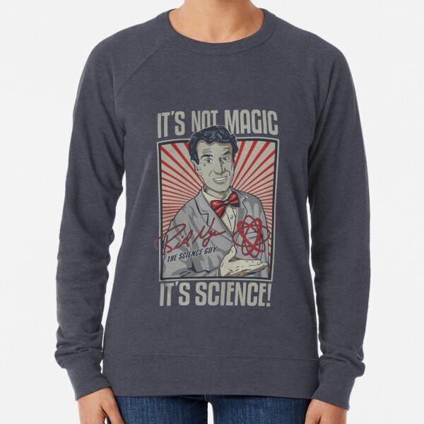 Bill Nye Science Rules Atom Funny Mens HOODIE Womens School Hoody Top E15