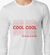 Brooklyn 99-Cool Cool Cool Long Sleeve T-Shirt