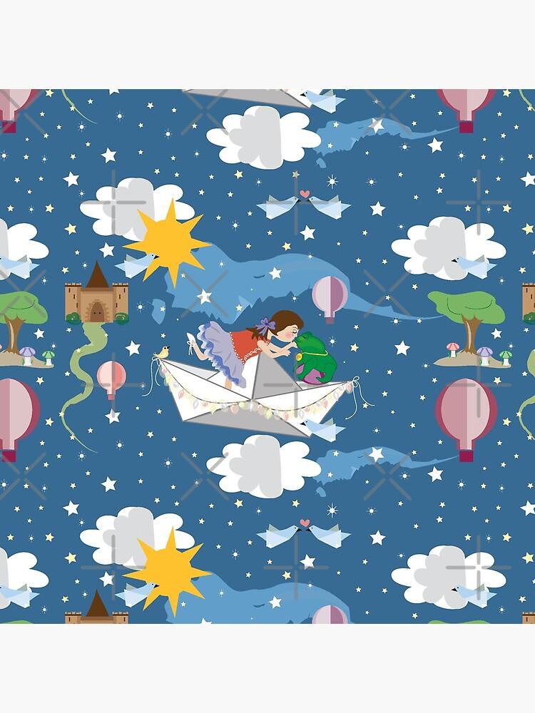 Paper Dreams by CreativeContour