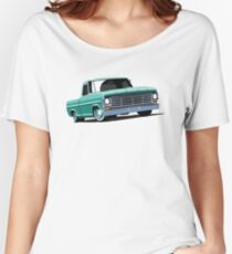 67 Ford F-100 Women's Relaxed Fit T-Shirt