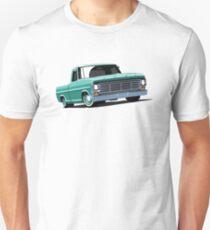 67 Ford F-100 Unisex T-Shirt