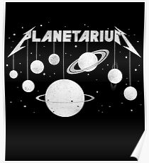 Planetarium (welcome Home) Poster